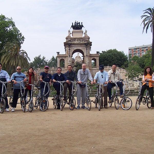 Bike Tour at Ciutadella Park