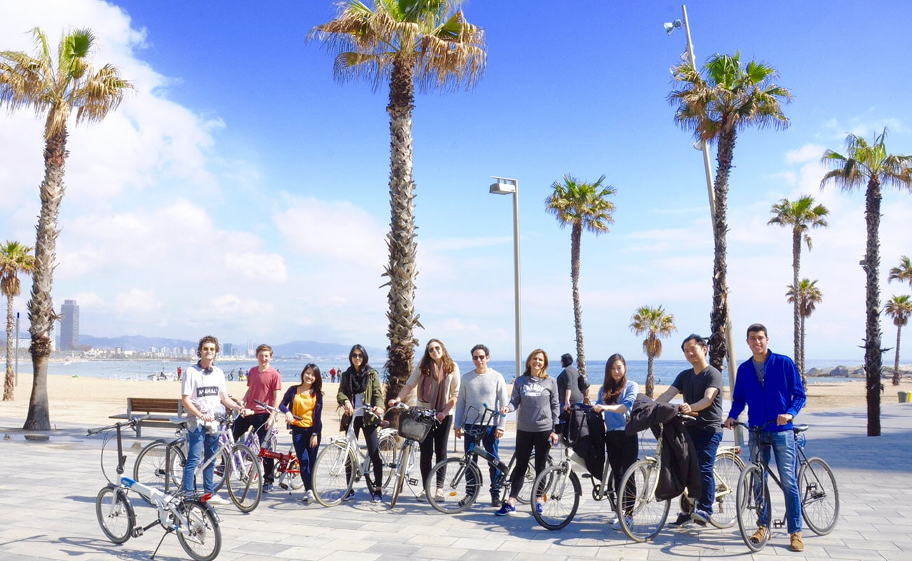 Beach Bike Tour