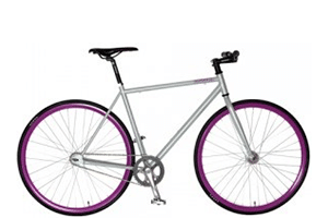 Fixie Free Wheel Bike